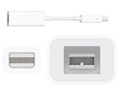 Apple Thunderbolt auf FireWire Adapter